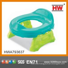 Assento Potty plástico de alta qualidade para crianças