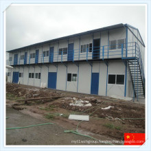 Best Light Steel Prefab Apartment with Sandwich Panel