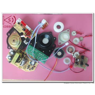 1.7MHz Ultrasonic Nebulizing Piezoelectric Transducer