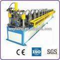 YTSING-YD-4839 Pass CE and ISO High Quality Ridge Cap Making Machine, Ridge Cap Roll Forming Machine, Ridge Cap Machine