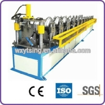 YTSING-YD-4839 Pass CE und ISO Hochwertige Ridge Cap Making Machine, Ridge Cap Roll Forming Machine, Ridge Cap Machine