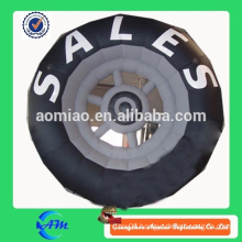 inflatable wheel for promotion for sale