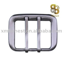 pin buckle, double pin buckle, belt buckle