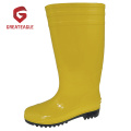 Cheap Custom Work Wellington Agricultura Botas de lluvia