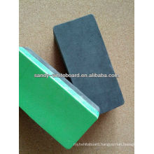 Magnetic whiteboard eraser shaped erasers
