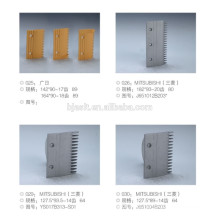 Componentes de placas de pente / escadas rolantes