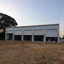 Construção de estrutura de aço de alta qualidade econômica