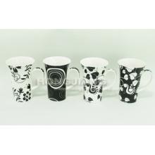 Nouvelle tasse de porcelaine d'os (HJ60019)