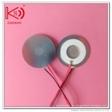 10mm 185kHz pieza de atomización por ultrasonidos (RoHS)