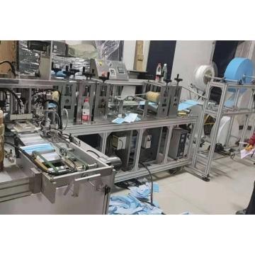 Face Mask Production Machine
