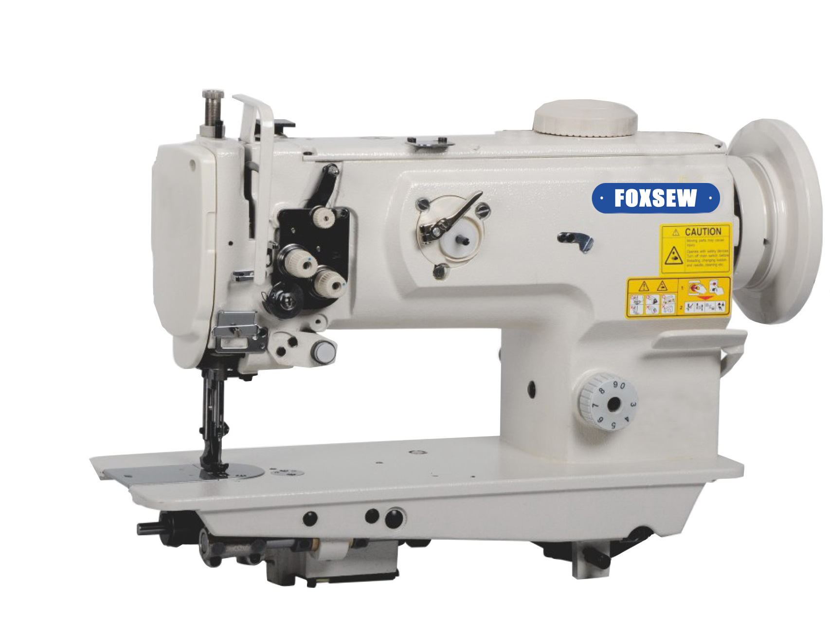 KD-1541S Single Needle Unison Feed Walking Foot Heavy Duty Lockstitch Sewing Machine