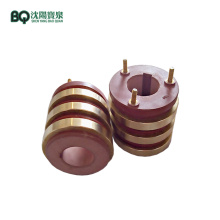 Carbon Brush Holder Slip Ring for Tower Crane