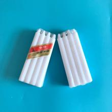 8pcs Packing Paraffin Wax Household White Taper Lilin