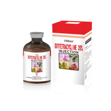 Long Acting Oxytetracycline Hcl Injection 20%