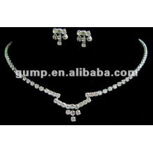 Costume wedding jewelry set (GWJ12-426)