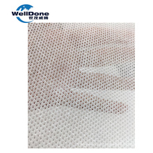 Good sanitary napkin top sheet PP perforated spunbond nonwoven fabric