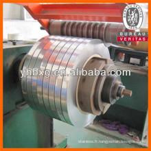 Bande épaisse de haute qualité 316L 0,08 mm