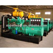 Groupe électrogène diesel Ricardo 75kw avec certificat CE ISO