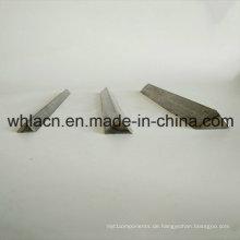 Schalungszubehör Trapez dreieckiger Stahl Fasenstahl Fillet (12X12)