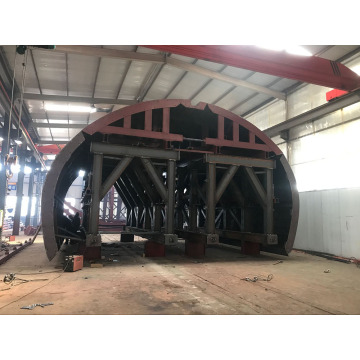 Concrete Casting Tunnel Formwork