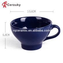 Custom high quality British style ceramic souvenir mug