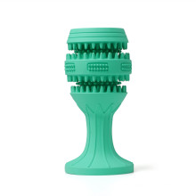 Teeth Cleaning Goblet Chew for Dogs Ball toy