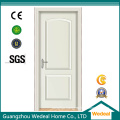 Solid Wooden White Panel Door for Houses