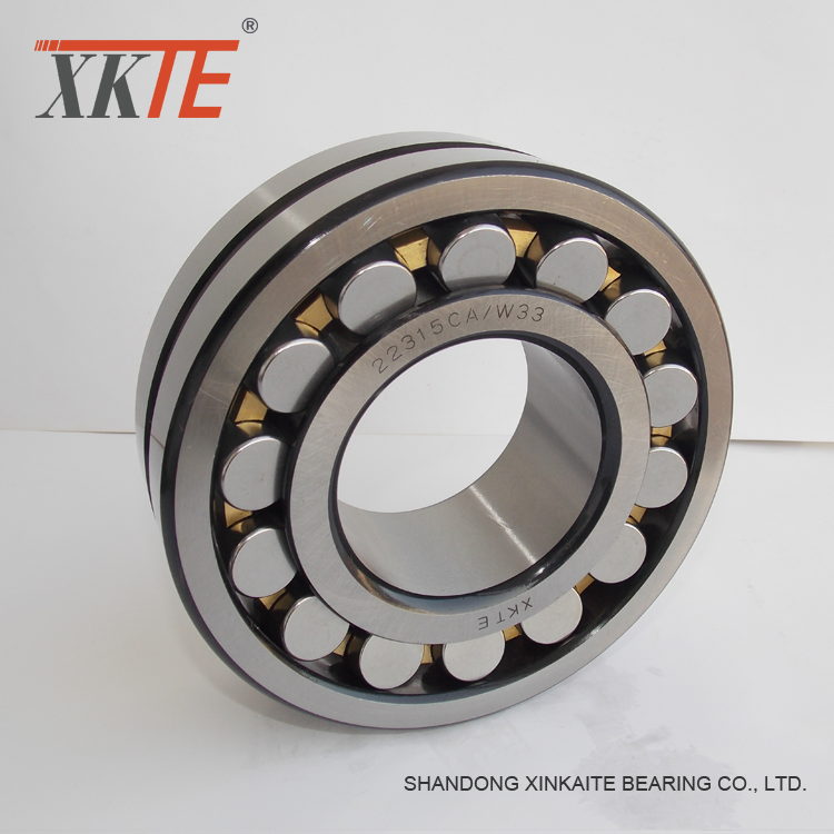 Spherical Roller Bearing 22314 CA / W33 For Head Pulley