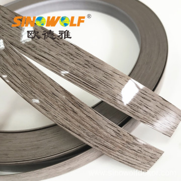 Popular High Gloss ABS Edge Banding for Furniture