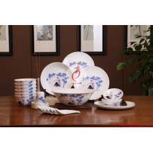 Ceramic Dinnerware Series Luxury Tableware