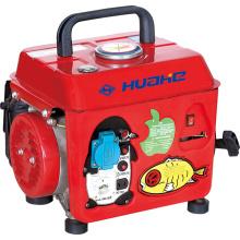 Gerador de Gasolina de 1 Fase HH950-Q03 (500W-750W)