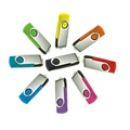 8 GB Roterende Thumbdrive Twister USB-flashdrive