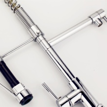 All Round Cleaning Kitchen Faucet