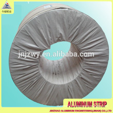 8011 alloy aluminum mill finish strip for floor decoration
