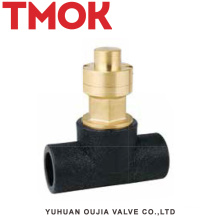 brass magnetically controlled globe valve