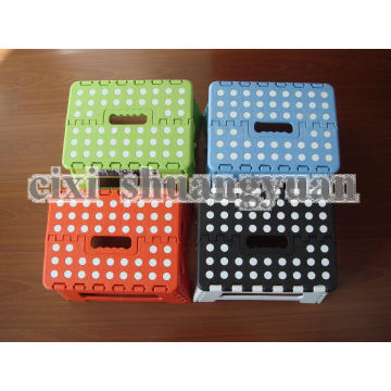 Plastic Folding Stool   SY-H01-H