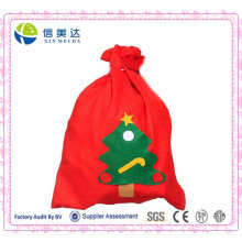 Hot Sale Santa Bag Christmas Bag/with Differ Size