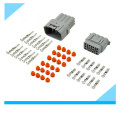 Waterproof Electrical 12 Pin 2.2mm Car Automotive Connector