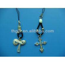 Custom chain metal chain / anel de metal com prata chapeada