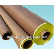 Tela de fibra de vidro PTFE 0,18 mm com certificado RoHS