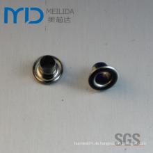 Metall Eyelet mit Loch für Schuhe Clotings