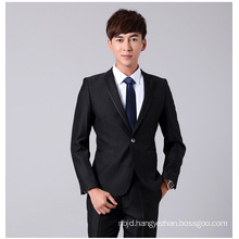 Slim fit formal custom made business evening wedding men suit wholeasale