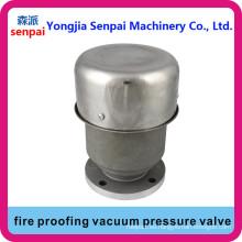 Válvula de presión de vacío