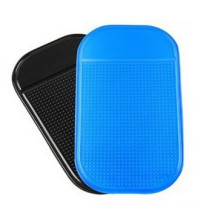 2014 the most popular magnetic phone pad,PU anti-slip pad for car