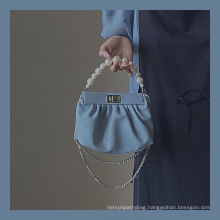 Low MOQ Chic Handbags & Messenger Bags Leather Single Shoulder Bag Women Handbags Ladies