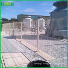2016 vente chaude haute qualité Chine usine usine vente directe clôture de treillis métallique