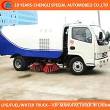 7cbm Brand New Condition 8cbm Road Sweeper Truck