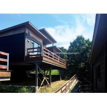 Casa prefabricada con marco de acero conformado en frío
