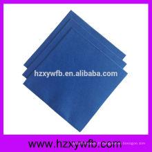 Serviettes de table en tissu à découper