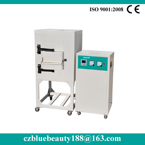 High Temperture 1600 degree muffle furnace
